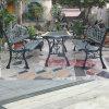 供應鑄鐵公園椅 全鐵鳳凰椅 戶外休閒長椅(AC-B036)