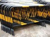 可移动护栏 铁马护栏 钢管式临时护栏网