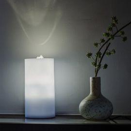 Supercase水舞燭噴泉蠟燭裝飾臺燈 酒店餐廳燈飾小夜燈香氛燈加溼器 禮品贈品定制logo