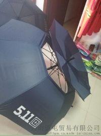 直把伞批量定制印字批发