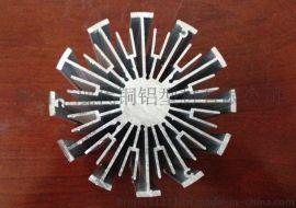 供应散热器铝型材/散热片铝材/散热铝合金型材