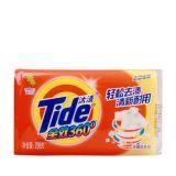 汰渍透明皂肥皂360三重功效 柠檬清新型 洗衣皂