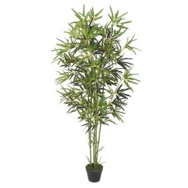 仿真竹子屏风隔断 仿真金竹 观音竹 假竹子 塑料假竹子