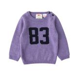 外贸羊绒小童毛衣