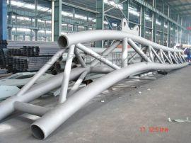 迪藝彎管 專業大型鋼結構拉彎 18916520317