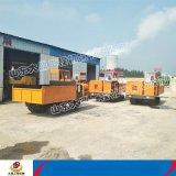 农田水利工程履带运输车 小型履带运输车 履带自卸式运输车