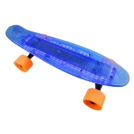 愛路卡登電動滑板車CS-C12小小魚四輪兒童電動滑板無線遙控滑步車