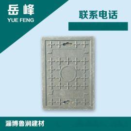 魯潤牌復合材料樹脂井蓋/蓋板/雨水篦子 箅子 溝蓋板350*250*30