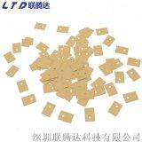 供应sil-pad K10矽胶片 黄色高导热矽胶片