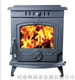 HIFlame多種燃料水暖真火壁爐HF243i-B
