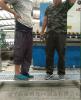 厂家直销热镀锌鳄鱼嘴防滑板,不锈钢防滑板,楼梯防滑踏板