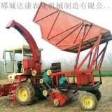 山东青储机厂家  玉米秸秆青储收割机价格
