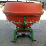 供应拖拉机三点悬挂施肥机水旱两用撒肥机