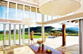 佛山德技名匠折叠门厂家--怎样保养好门窗,就从日常做起