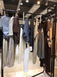 曼妙衣舍品牌女装折扣 库存尾货走份广州哪里有