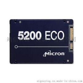 美光 5200系列 SSD 3D TLC顆粒