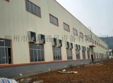 广西柳州钢结构厂房负压风机