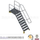 湖南華鋁機械鋁合金工業爬梯  鋁爬梯 可加工定制