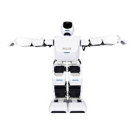 乐聚小艾机器人智能表演娱乐唱歌跳舞互动机器人商业表演演出 跳舞机器人