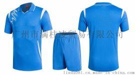 运动套装男夏季宽松跑步服速干透气短袖短裤翻领羽毛球服女运动装3120