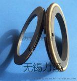 風機轉軸三分石墨油封環