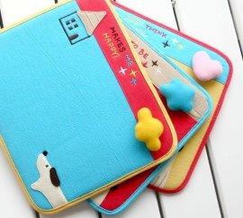 韩版布艺鼠标垫