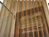 金属网帘 铝合金窗帘 装饰网 网帘隔断 酒店办公室展厅装饰网