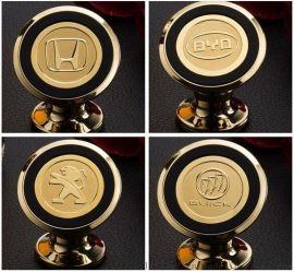 深圳金軒源生產超強磁力手機支架 360度旋轉汽車手機支架,定做禮品