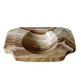 水头石材洗脸台 花岗岩浴室洗手台 定制厨房洗手盆