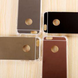 镜面防摔iphone6手机壳