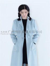 播折扣女装批发货源推荐广州明浩品牌服装尾货