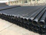 国标新型排水管克拉管最新价格