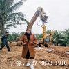 挖机款劈裂机机载岩石劈裂机
