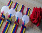 彩色硅胶手表带