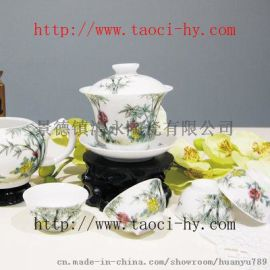 景德鎮茶具介紹_景德鎮陶瓷茶具_景德鎮陶瓷具品牌