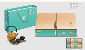 揭盖礼品盒