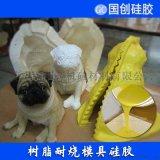 做耐燒的樹脂工藝品模具用的硅膠價格