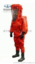 霍尼韦尔(斯博瑞安外置式重型防化服气密性防化服