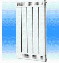 TLZY8-6/7-1.0型铜铝复合散热器