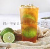 蜜香红茶水果茶饮专用茶