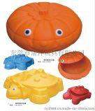 儿童卡通沙水盘、充气球池沙池