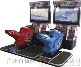 32寸TT摩托赛车游戏机 成人赛车游戏机 32寸TT摩托 室内骑摩托 投币游艺机