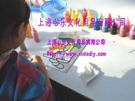 上海環保精品膠畫批發,兒童膠畫批發