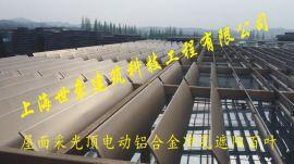 廠家直供戶外遮陽百葉系統-電動衝孔遮陽百葉窗