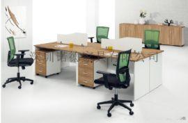 諾德188B2801四人位職員桌