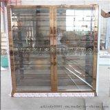 酒店不鏽鋼酒櫃酒架定制 會所恆溫紅酒櫃 餐廳不鏽鋼