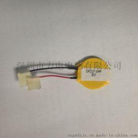 CMOS帶焊線紐扣電池CR2016