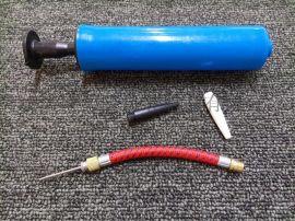 """江蘇直供8""""單向打氣筒,便攜式打氣筒,環保速衝打氣筒"""