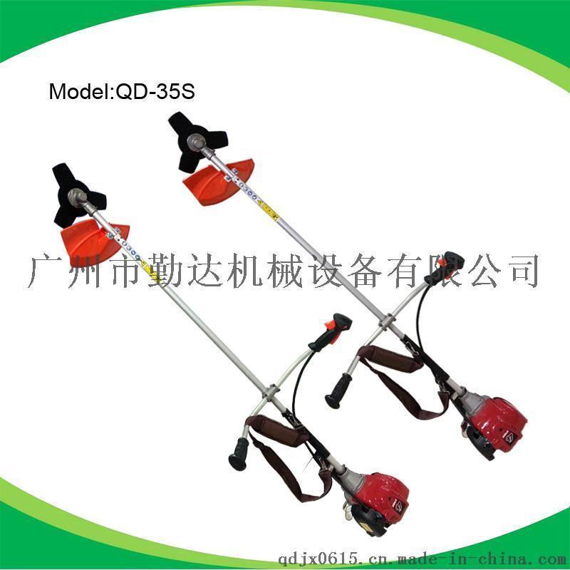 广州厂家直销QD-35S侧挂式汽油高枝锯,4冲程