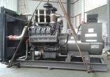 500kw道依茨风扇冷却柴油发电机组